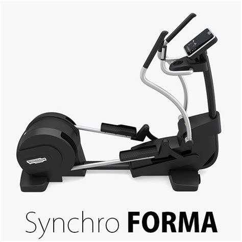 technogym synchro forma synchro forma technogym 3d model turbosquid 1156184