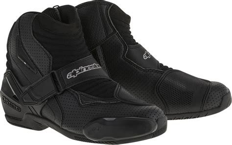 Motorcycle Boots : Alpinestars Smx-1r Vented Street Riding Motorcycle Boots