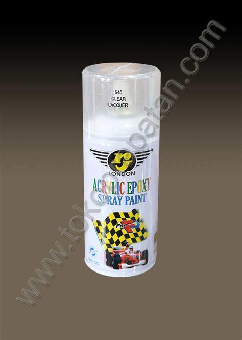 Rj London Acrylic Epoxy Spray Paint (300cc)  Toko Prapatan