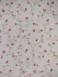 dolly mixtures ditsy daisy print ruby micro chintz