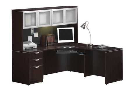 large home office desk furniture large corner desk with hutch and storage ideas