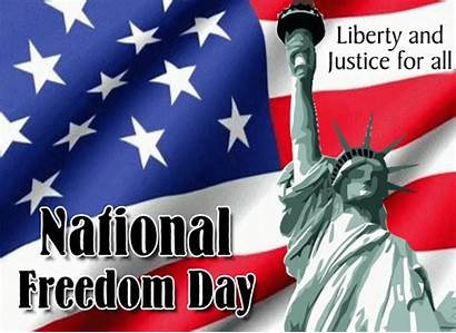 Freedom National Justice Liberty Card