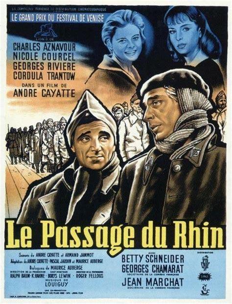 El Paso Del Rhin (1960) Filmaffinity
