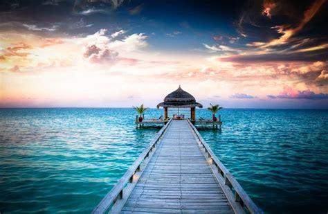 islas maldivas  oasis de belleza  placer