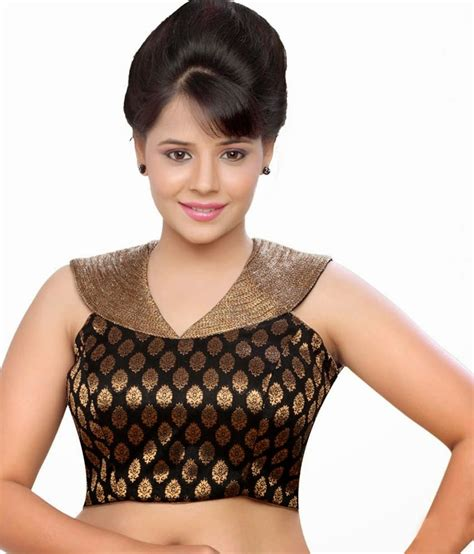 saree blouse designs black saree blouse designs