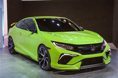 honda civic 2016 si 2016 honda civic si sedan hatchback usa new automotive