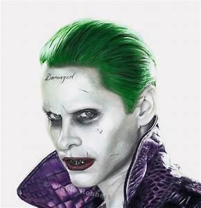 Suicid Squad Joker : joker suicide squad drawing by quelchii on deviantart ~ Medecine-chirurgie-esthetiques.com Avis de Voitures