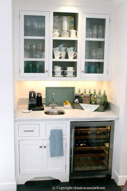 Home Bar Station by Small Home Bar Ideas Maximizing Wall Niche Space