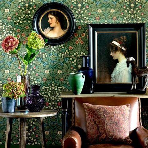 wow wallpaper  decorating ideas william morris