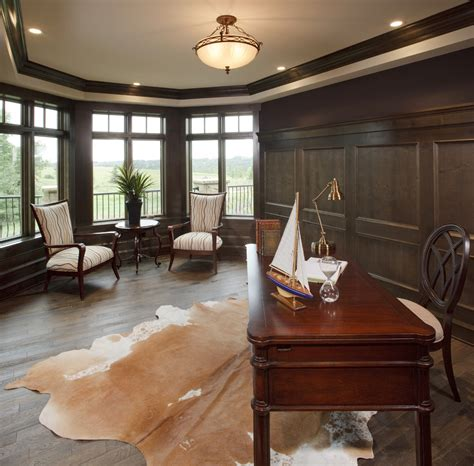 Traditional Interior Design Ideas by Shocking Cowhide Rugs Decorating Ideas