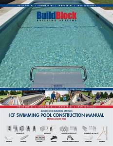 Icf, Swimming, Pools, Buildblock, Insulating, Concrete, Forms
