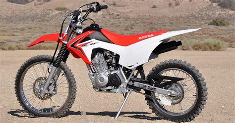 2014 Honda Crf 125f & 125fb  Dirt Bike Test