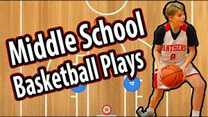 Middle School Basketball Plays   Middle School Basketball ...