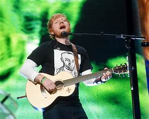 Ed Sheeran Excites A Nearly Sold Out PNC Park Crowd