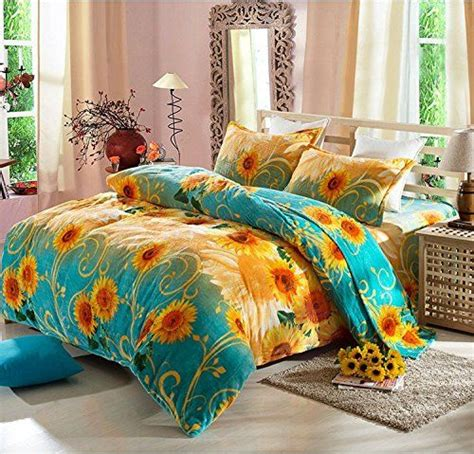 sunflower bedroom images  pinterest  beds