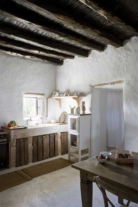 ideas  inspiring rustic kitchen  dining room