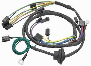 M U0026h Chevelle Air Conditioning Harness Fits 1970 Chevelle   Opgi Com