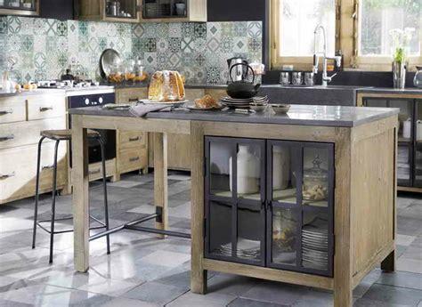 decoration maisons du monde cuisine cuisine maison du