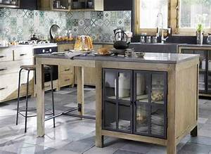 meuble bas de cuisine maison du monde 2017 avec meuble de With maison du monde meuble cuisine