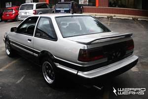 1986 Toyota Corolla Gt