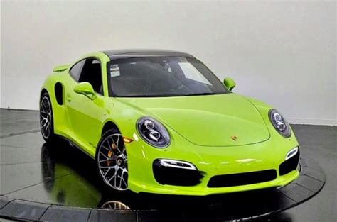 porsche custom paint custom ordering a 991 39 porsche exclusive 39 and you page