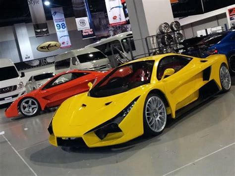 sports car rental philippines the philippines supercar has rolled out can it