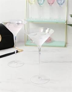 Martini Glas Xxl : lsa lsa 2 pack iridescent cocktail glasses ~ Yasmunasinghe.com Haus und Dekorationen