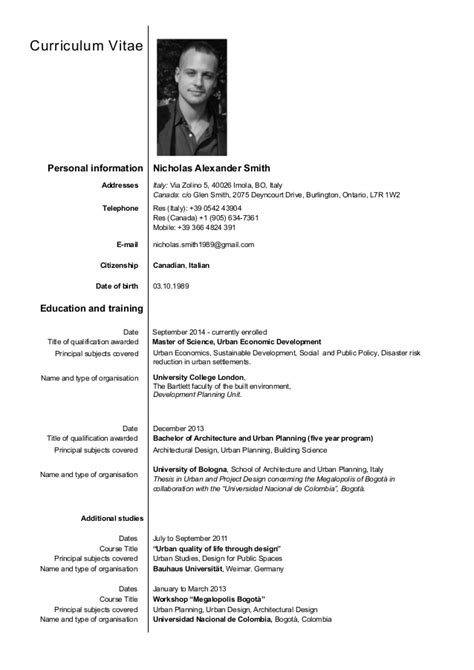 resume format resume for models beginners