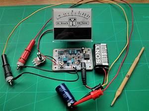 Analog Capacitor Esr Tester