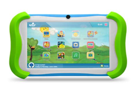 sprout introduces  sprout channel cubby tablet