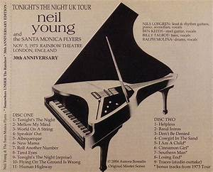 Neil Young & The Santa Monica Flyers / Somewhere Under The ...