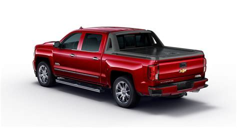 Chevy Debuts Chevrolet Silverado High Desert   GM Authority