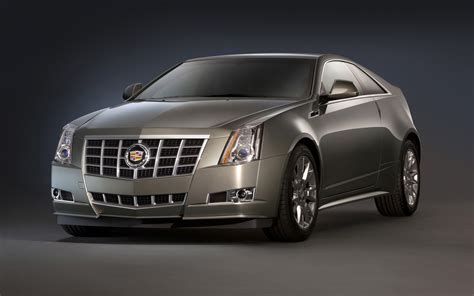 2014 Cadillac Cts Coupe Wallpaper