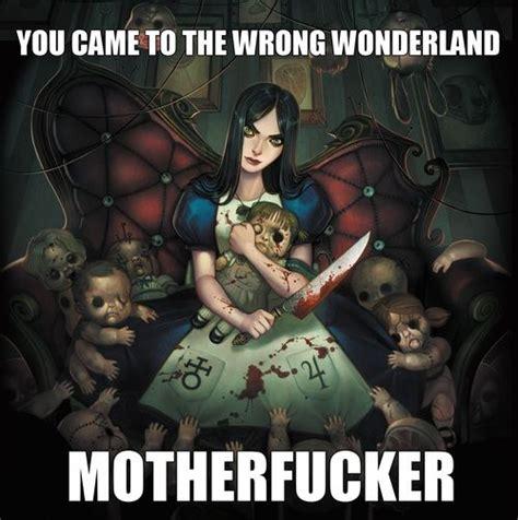 Alice Meme - 117 best alice madness returns images on pinterest alice madness returns videogames and