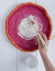 Corbeille Au Crochet : crocheter une corbeille avec de la ficelle marie claire ~ Preciouscoupons.com Idées de Décoration