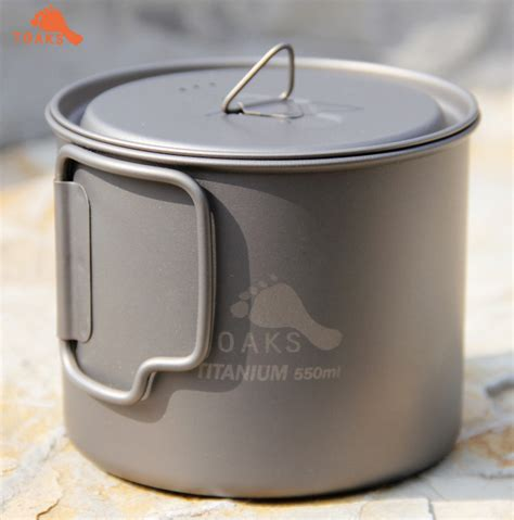 toaks 3in1 ultralight titanium tableware folding titanium pot portable titanium bowl outdoor