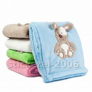 Microfaser Decke Waschen : babydecke mit namen und datum bestickt kinderdecke geschenk zur taufe geburt ebay ~ Orissabook.com Haus und Dekorationen