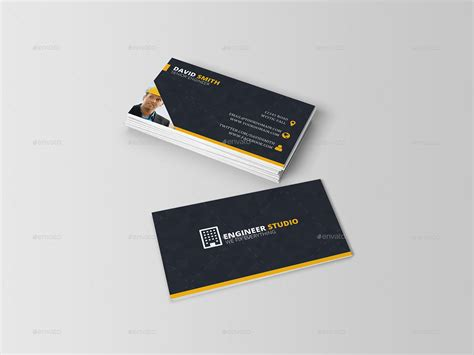 Engineer Business Card By Dutchflow Dimensions Of Business Card In Cm Officeworks Logo For Fashion Designer Letter Template Download Stickers Kitchen Shirts With Your Pixels
