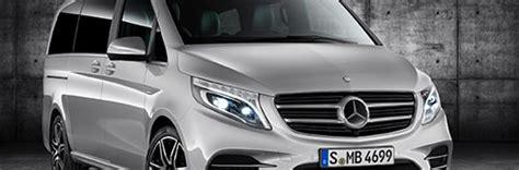 Mercedes Meldungen by Meldung Mercedes V Klasse