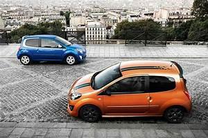 Fiche Technique Renault Twingo 1 2 2010