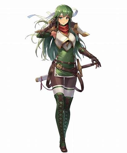 Emblem Palla Fire Paola Heroes Character Characters