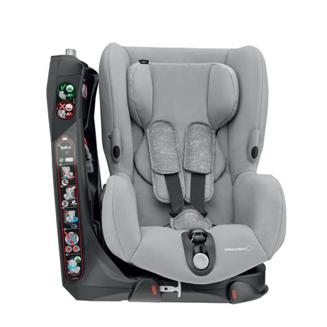 si鑒e auto axiss groupe 1 si 232 ge auto axiss nomad grey groupe 1 de bebe confort