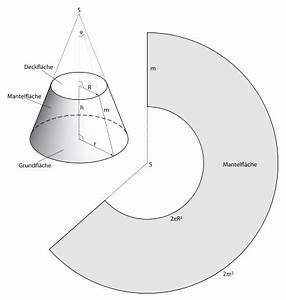 Zylinderhöhe Berechnen : mantelfl che wikipedia ~ Themetempest.com Abrechnung