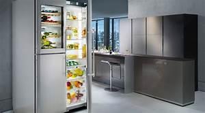 Kühlschrank Ohne Gefrierfach Liebherr : side by side kombination das sind die vorteile freshmag liebherr ~ Frokenaadalensverden.com Haus und Dekorationen