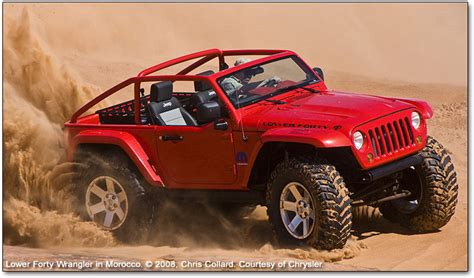 Jeep Dakar by 1997 Jeep Dakar Photos Informations Articles