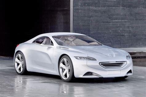 Peugeot Sr1 by Peugeot Sr1 Concept Auto Pl