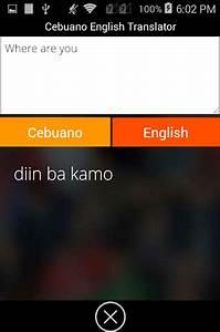Download Cebuano English Translator for PC