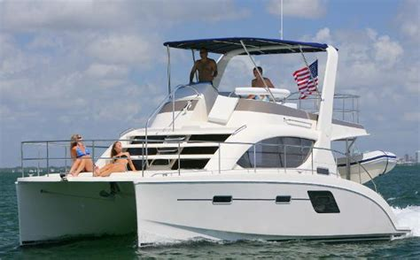 Power Catamaran For Sale In Florida by Power Catamarans For Sale In Clearwater Florida