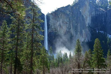 Yosemite Bridalveil Fall Gallery Photos Grisha
