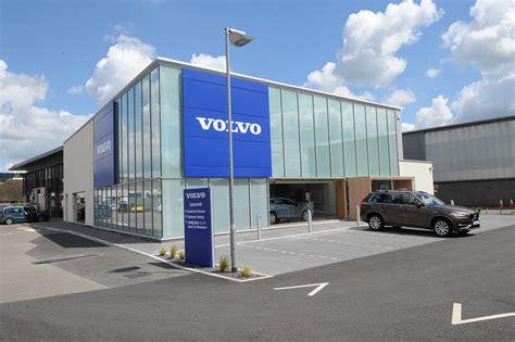 Volvo Dealership, Kent - Jones Architecture & Design
